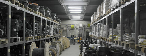 кабельный склад